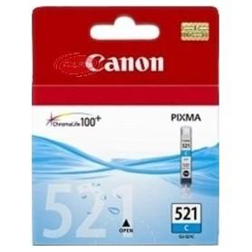 Canon Tinteiro Cyan CLI-521C