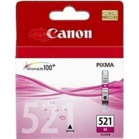 Canon Tinteiro Magenta CLI-521M