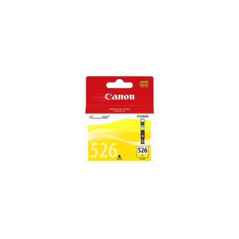 Canon Tinteiro Amarelo CLI-526Y