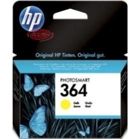 HP Tinteiro Amarelo Nº 364
