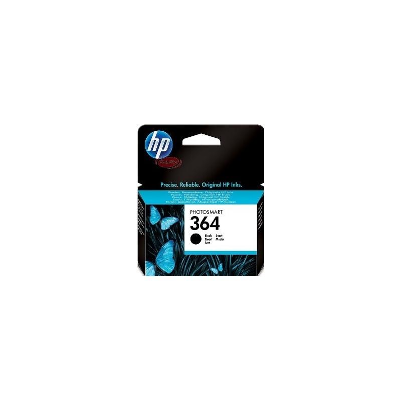 HP Tinteiro Preto Nº 364