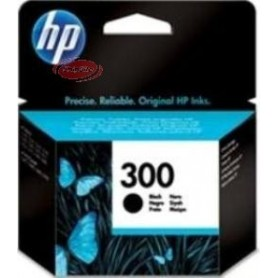 HP Tinteiro Preto Nº 300