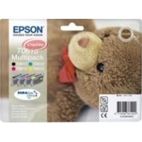 EPSON MultiPack de 4 Tinteiros - T0615