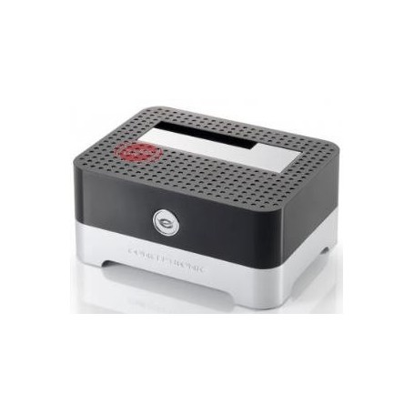 "Conceptronic Docking Station para discos 2.5""/3.5"" SATA USB 2.0"
