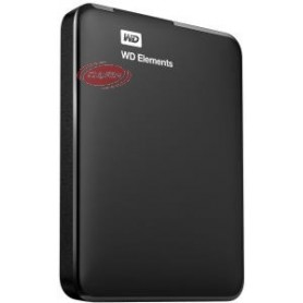 Western Digital Elements 1TB - USB 3.0 Novo Design