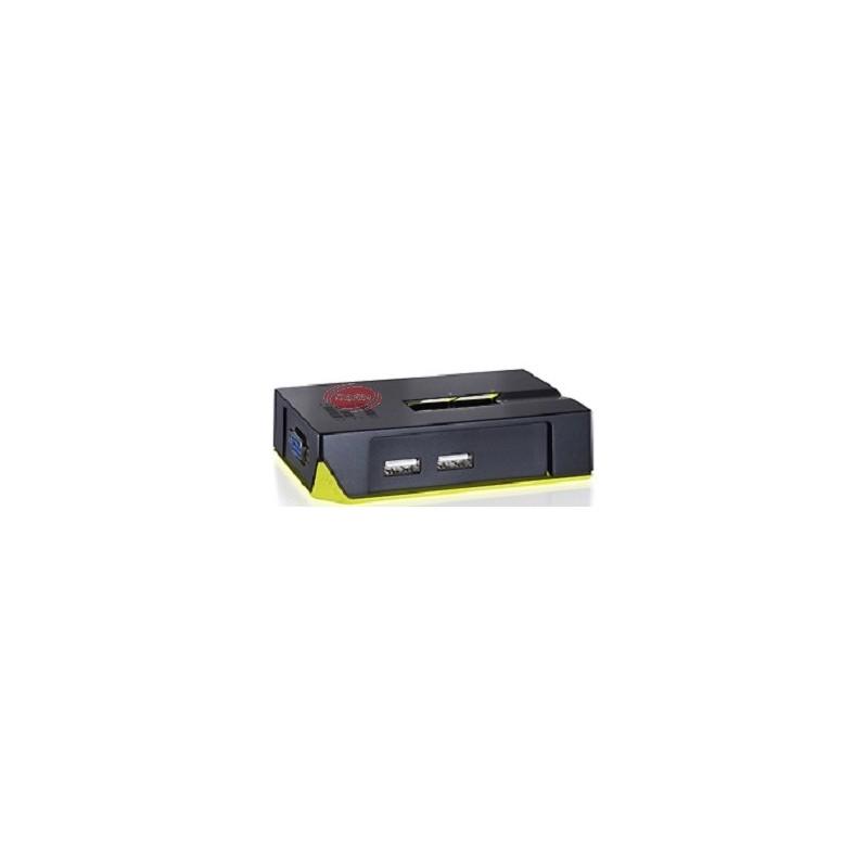 LevelOne KVM Switch 2 Portas USB Desktop