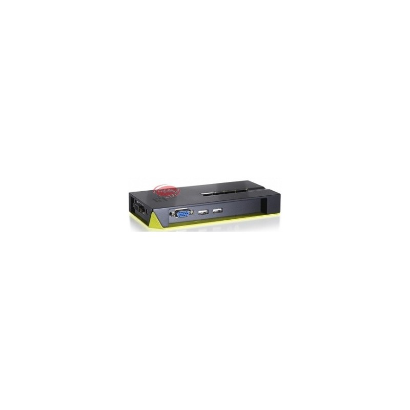LevelOne KVM Switch 4 Portas USB Desktop