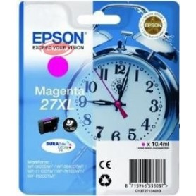 EPSON Tinteiro Magenta 27XL