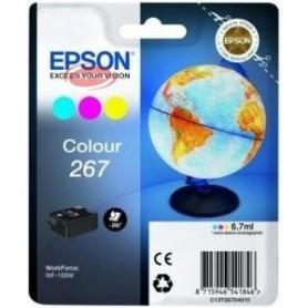 EPSON Tinteiro Singlepack Colour 267 - Tricolor