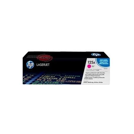 HP Toner Magenta LaserJet 125A