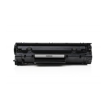 HP 83A Black CF283A Toner Compativel