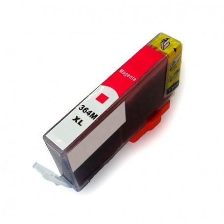 HP 364XL Magenta CB324EE Compativel
