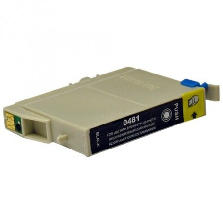 Compativel Epson - T0481 BK