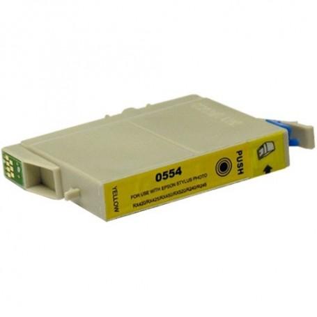 Compativel  Epson  - T0554 Y