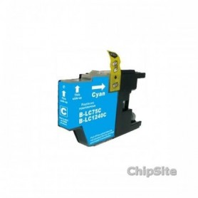 Compativel Brother LC1240 C XL