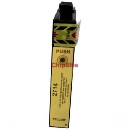 Compativel Epson - T2713 (27XL) Yellow