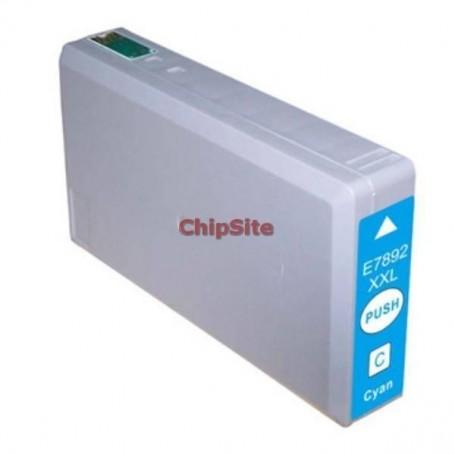 Compativel Epson - T7892/T7902/T7912 (79XXL) Cyan
