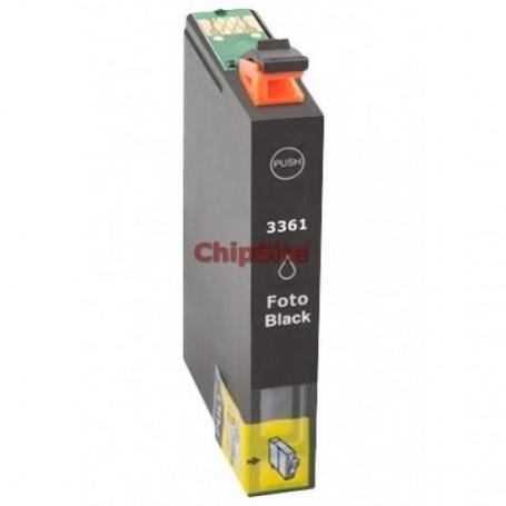Compativel Epson - T3361/T3341 (33XL) Black Photo