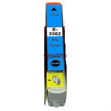 Compativel Epson - T3362/T3342 (33XL) Cyan