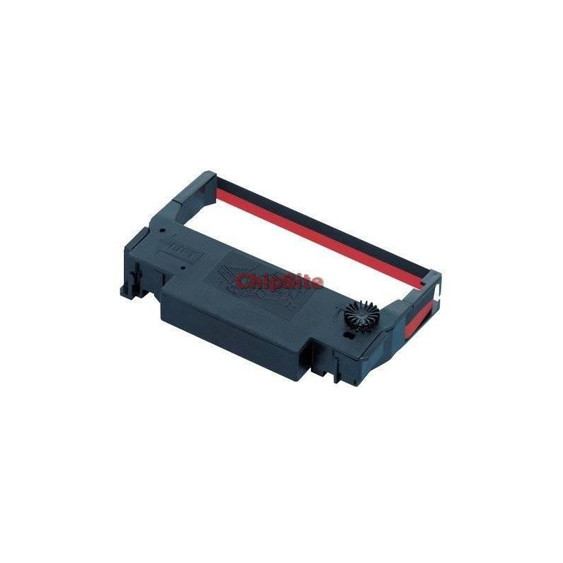 Compativel Epson ERC 38/ 34/ 30 Preto/vermelho (C43S015374)