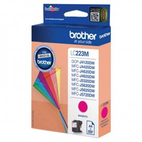 Brother Tinteiro Magenta LC223M