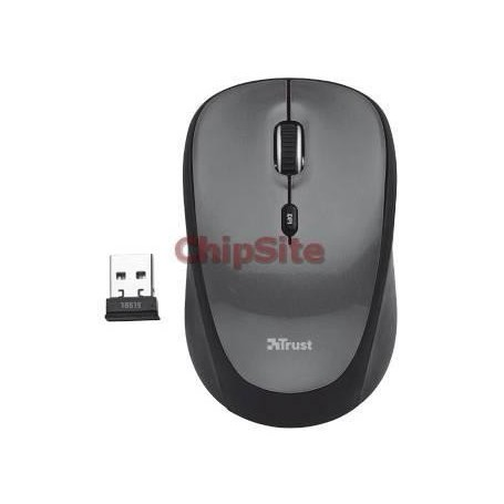 Trust Yvi Wireless Mini Mouse - Black