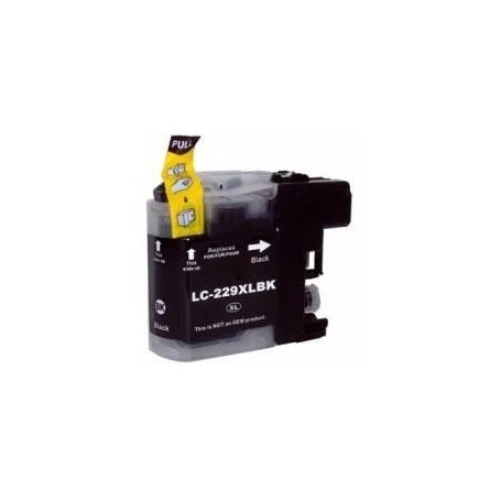 Compativel Brother BI-LC229 XL Black