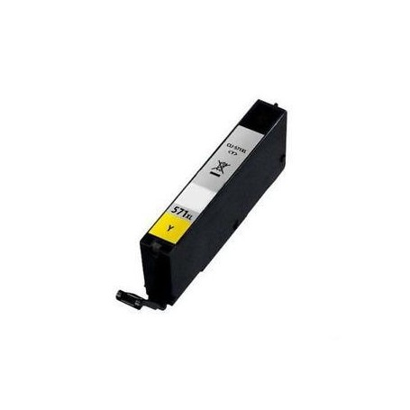 Tinteiro Compativel Canon CLI571XL Yellow 0334C001 / 0388C001