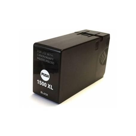 Compativel Canon PGI1500XL Black 9182B001