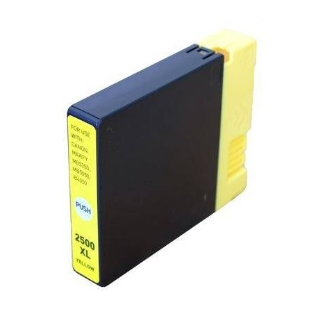 Canon PGI2500XL Yellow 9267B001 Tinteiro Compativel