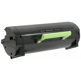 Lexmark 50F2H00 / 502H / 51F2H00 / 512H Black MS310 / MS312 / MS410 / MS415 / MS510 / MS610 Toner Compativel