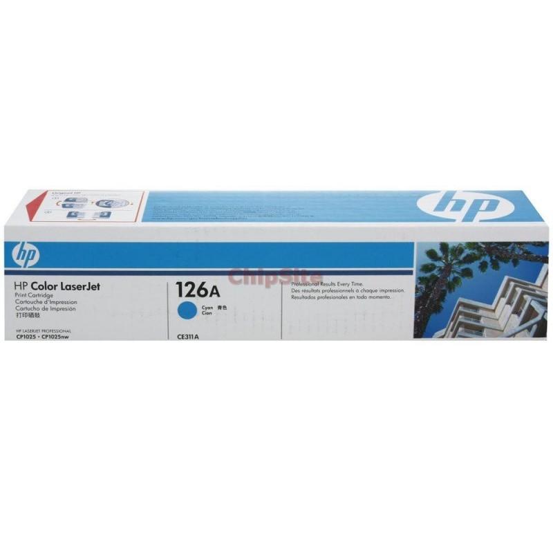 HP 126A Cyan (CE311A)