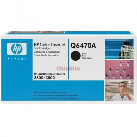 HP Color LaserJet Q6470A Black (Q6470A)