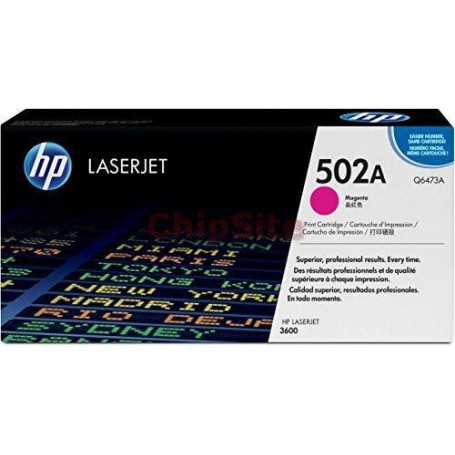 HP Color LaserJet Q6473A Magenta (Q6473A)