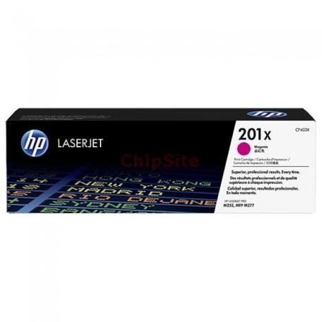 HP 201X High Capacity Yellow (CF402X)