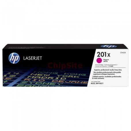 HP 201X High Capacity Magenta (CF403X)