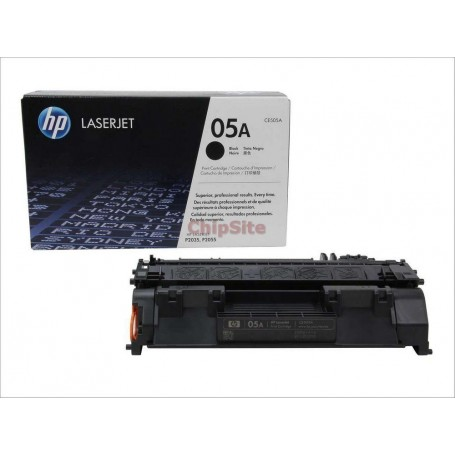 HP LaserJet CE505A Black (CE505A)