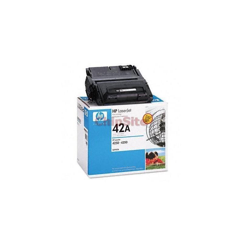 HP LaserJet 4250/4350 Smart Print Cartridge, black (Q5942A)