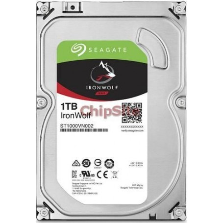 Seagate IronWolf 1TB Sata 6Gb/s