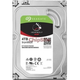 Seagate IronWolf 4TB Sata 6Gb/s