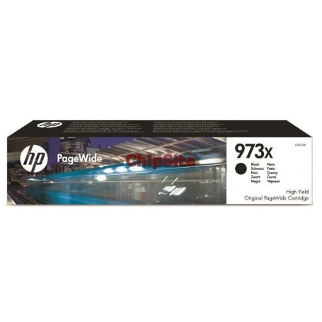 HP 973X High Yield Black