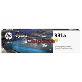 HP 981A Yellow