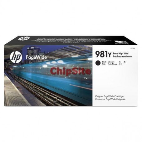 HP 981X High Yield Black