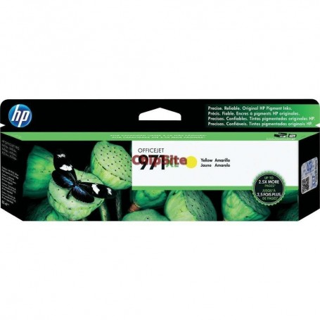 HP 971XL Yellow