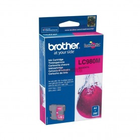 Brother LC980M Magenta