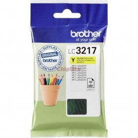 Brother LC3217Y Yellow