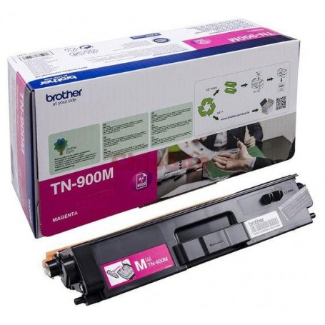 Brother TN900M Magenta