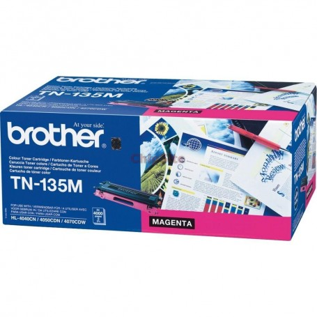Brother TN135M Magenta