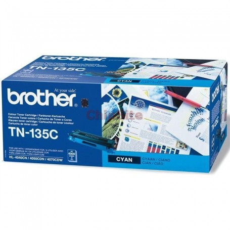 Brother TN135C Cyan