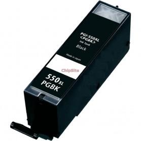 Compativel Canon Tinteiro CI-PGI550XLBK